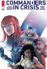 Image Comics Commanders In Crisis #1 Cvr A Tinto