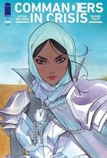 Image Comics Commanders In Crisis #1 Cvr C Momoko
