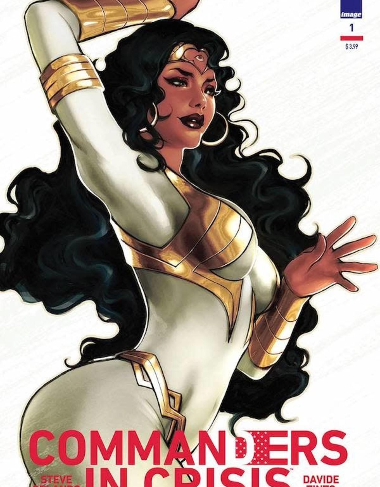 Image Comics Commanders In Crisis #1 Cvr D Sozo
