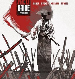 Vault Comics Devils Red Bride #1 Cvr B Gooden Daniel