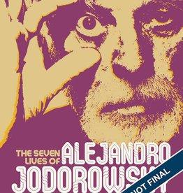Humanoids Seven Lives Of Alejandro Jodorowsky HC