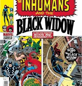 Marvel Comics True Believers Black Widow Amazing Adventures #1