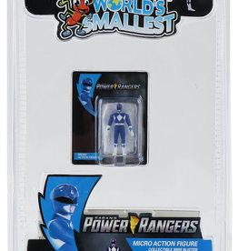 Super Impulse Worlds Smallest Blue Ranger Figure Inner Case