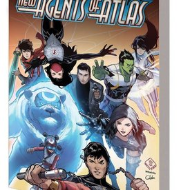 Marvel Comics War of the Realms New Agents of Atlas