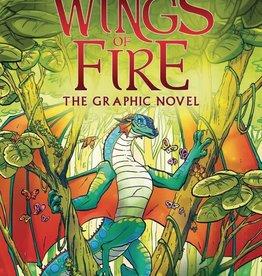 Graphix Wings Of Fire Vol 03: Hidden Kingdom TP