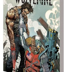 Marvel Comics Wolverine by Jason Aaron Complete Collection Vol 02