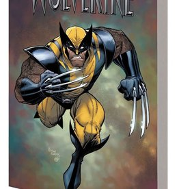 Marvel Comics Wolverine by Jason Aaron Complete Collection Vol 04 TP