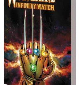 Marvel Comics Wolverine Infinity Watch