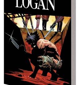 Marvel Comics Wolverine: Logan TP
