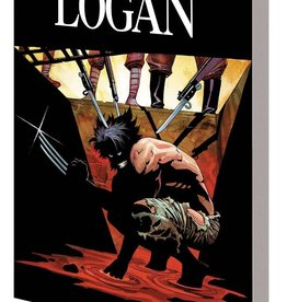 Marvel Comics Wolverine Logan