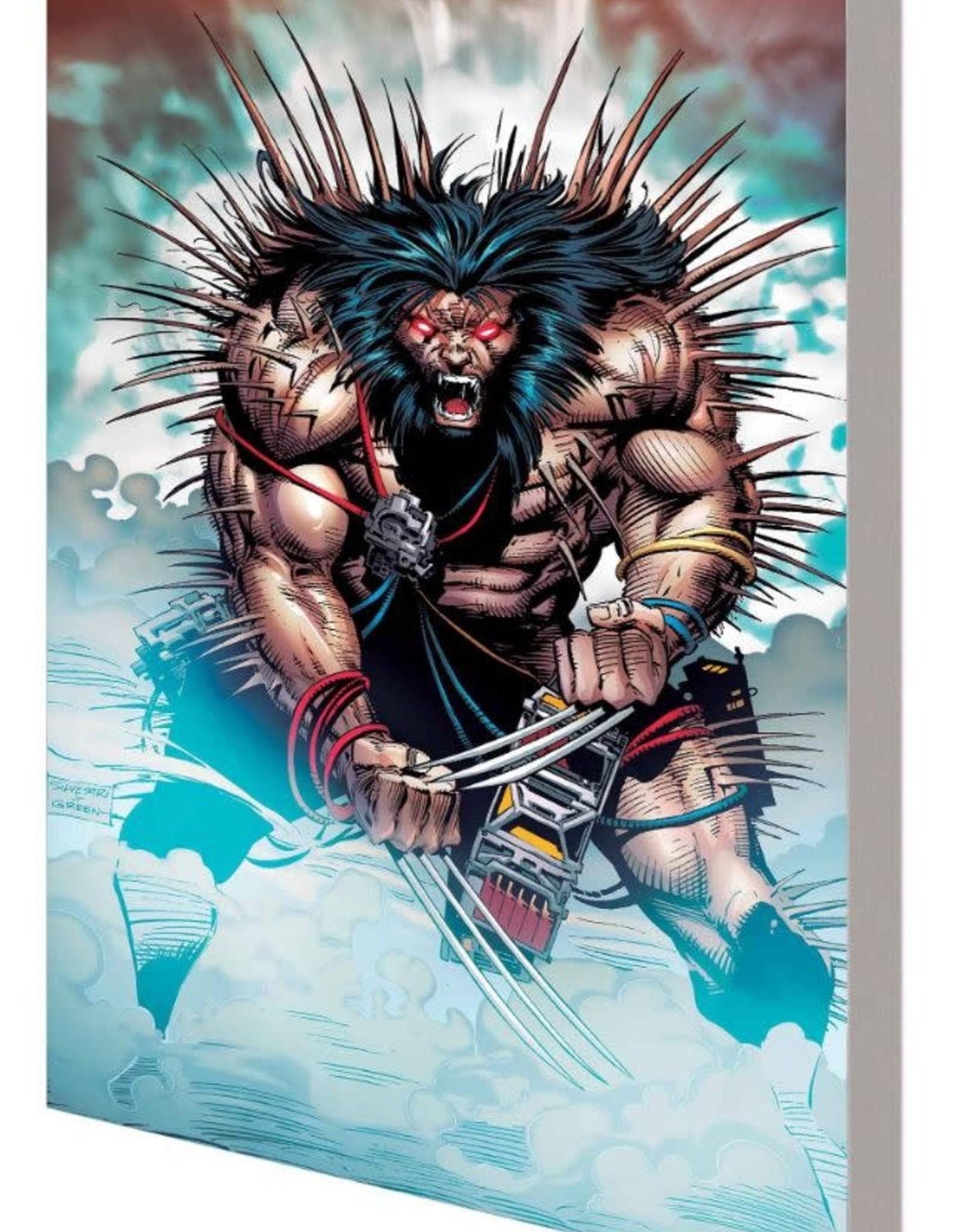 Marvel Comics Wolverine Weapon X Unbound