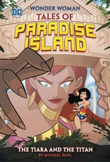 Capstone Publishing Wonder Woman Tales of Paradise Island The Tiara and the Titan