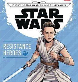 Disney Lucasfilm Press Star Wars: Resistance Heroes YR GN