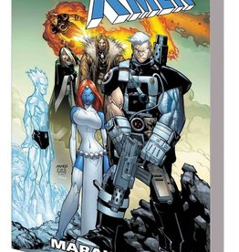 Marvel Comics X-Men: Marauders TP