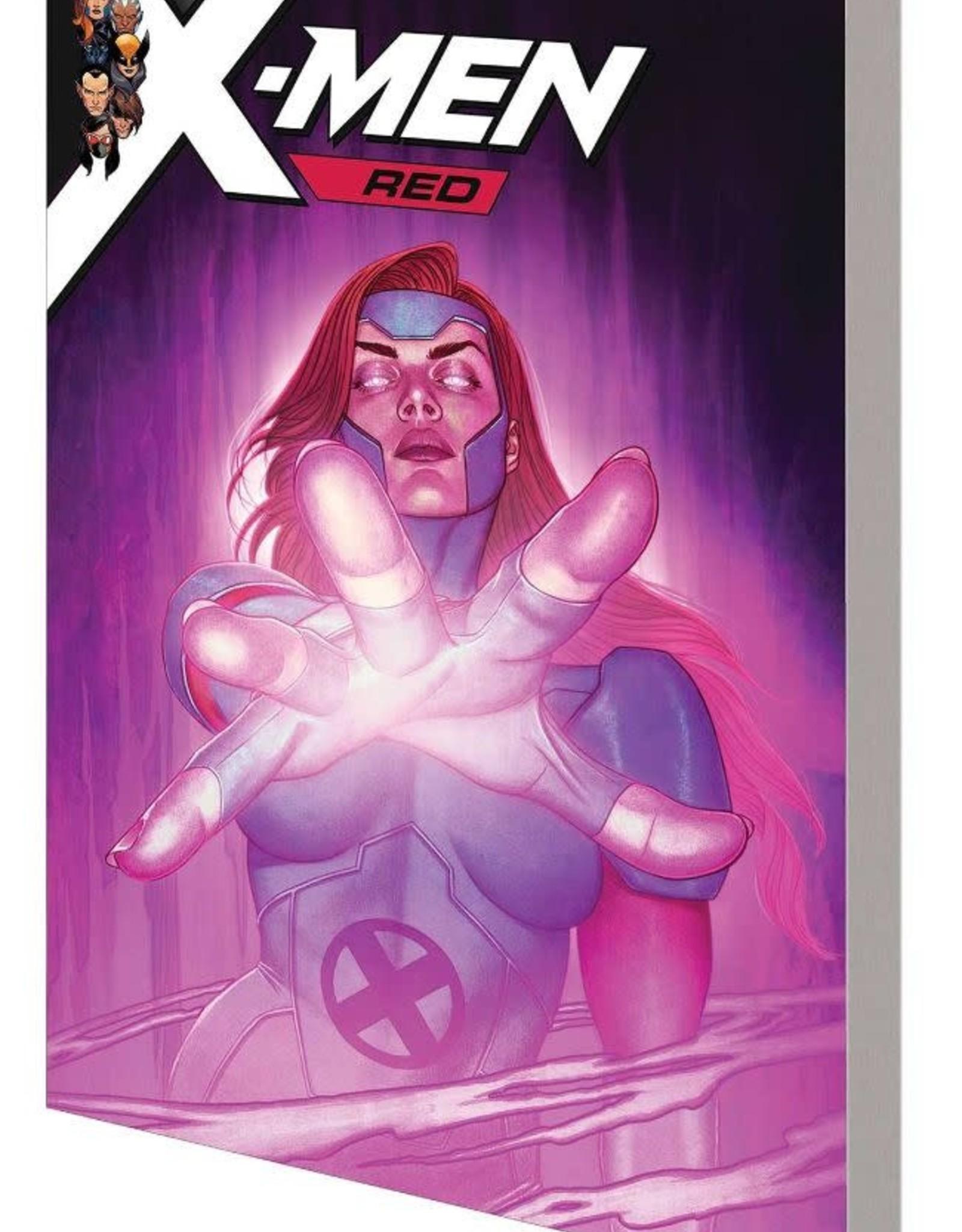 Marvel Comics X-Men Red Vol 02 Waging Peace