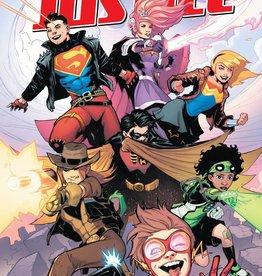 DC Comics Young Justice Vol 01 Gemworld