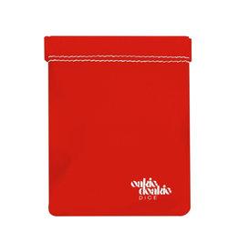 Oakie Doakie Dice Small Dice Bag - Red