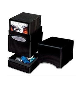 Upper Deck Ultra Pro: Satin Tower Deck Box - Midnight