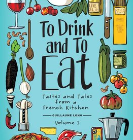 Lion Forge To Drink & To Eat HC Vol 01