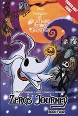Tokyopop Disney Manga Nightmare Christmas Zeros Journey TP Vol 04