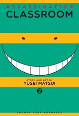 Viz Media Assassination Classroom Vol 02