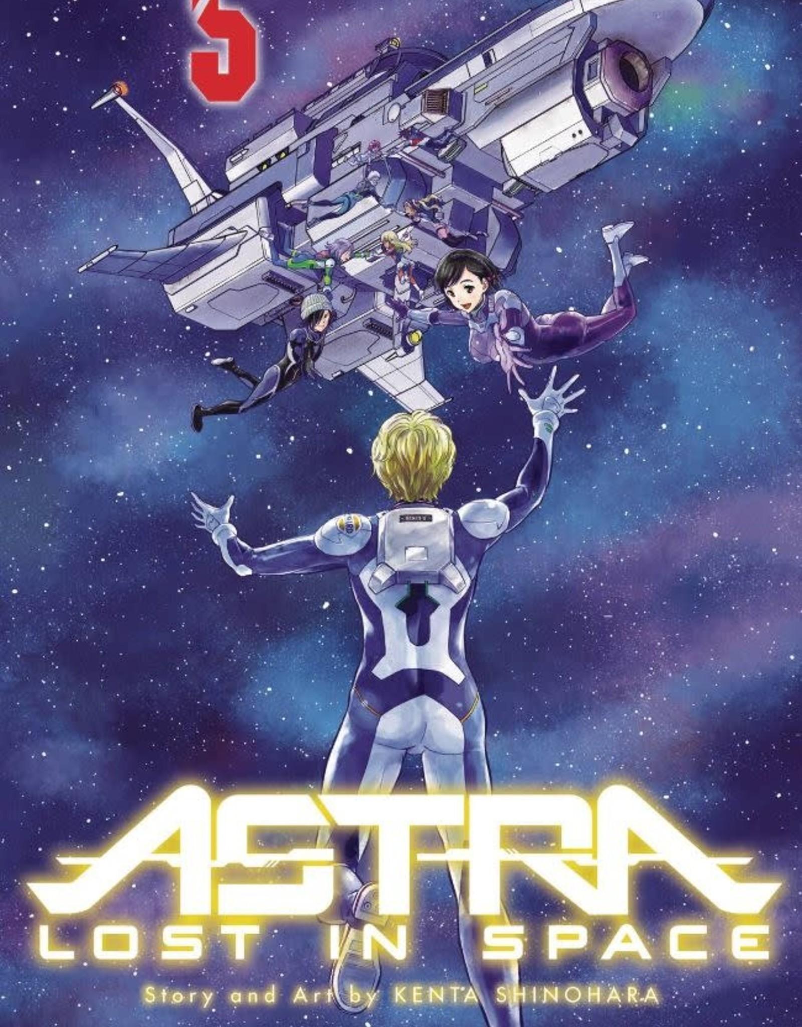 Viz Media Astra Lost in Space Vol 05