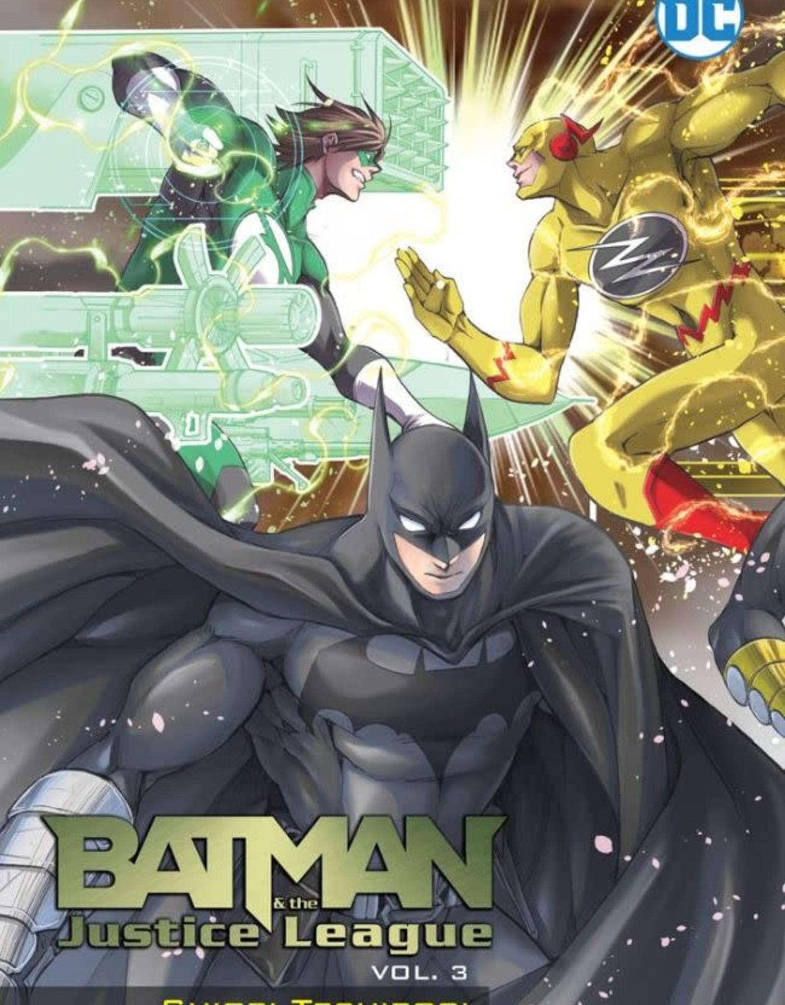 DC Comics Batman & The Justice League Manga Vol 03 GN