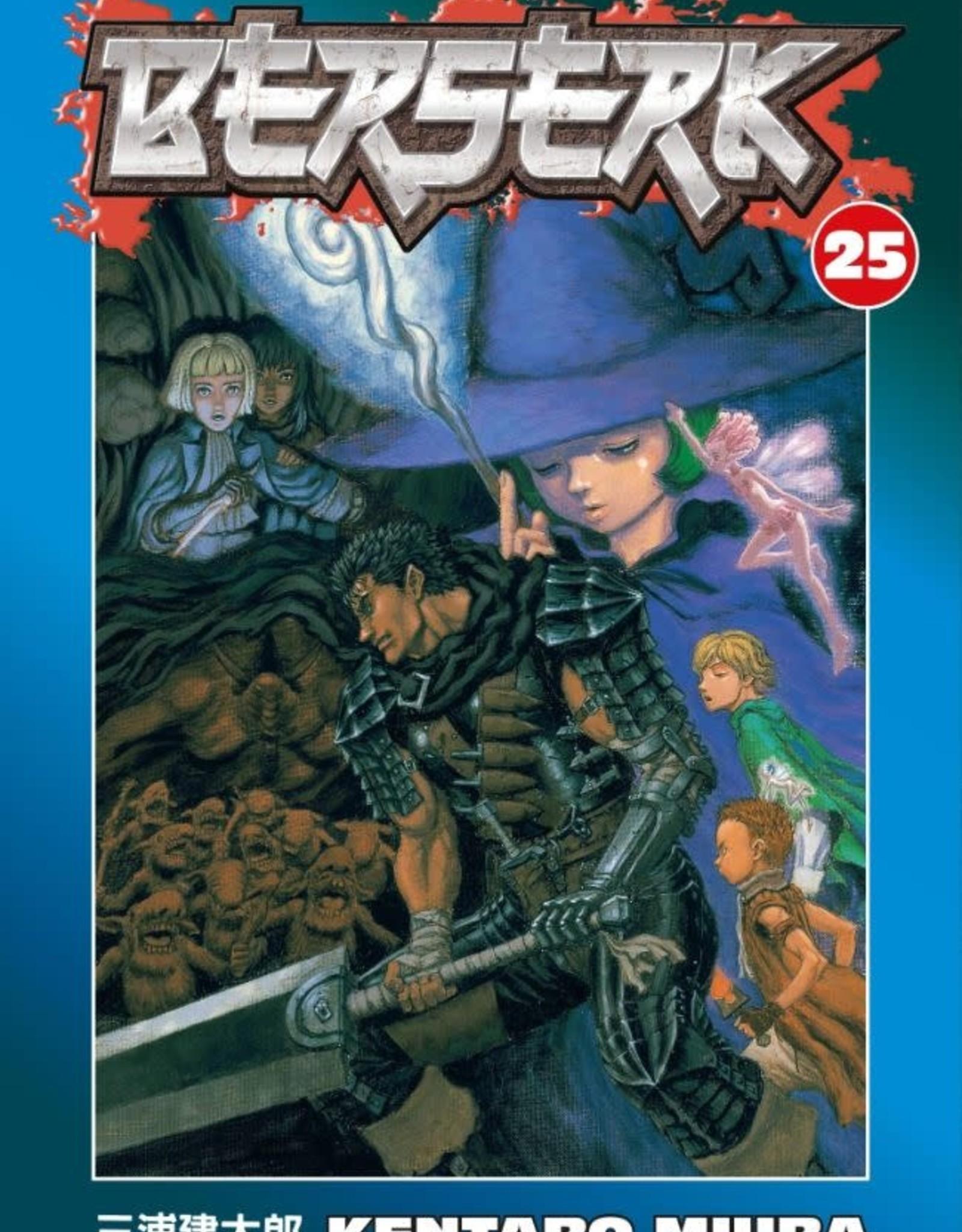 Dark Horse Comics Berserk Vol 25 GN