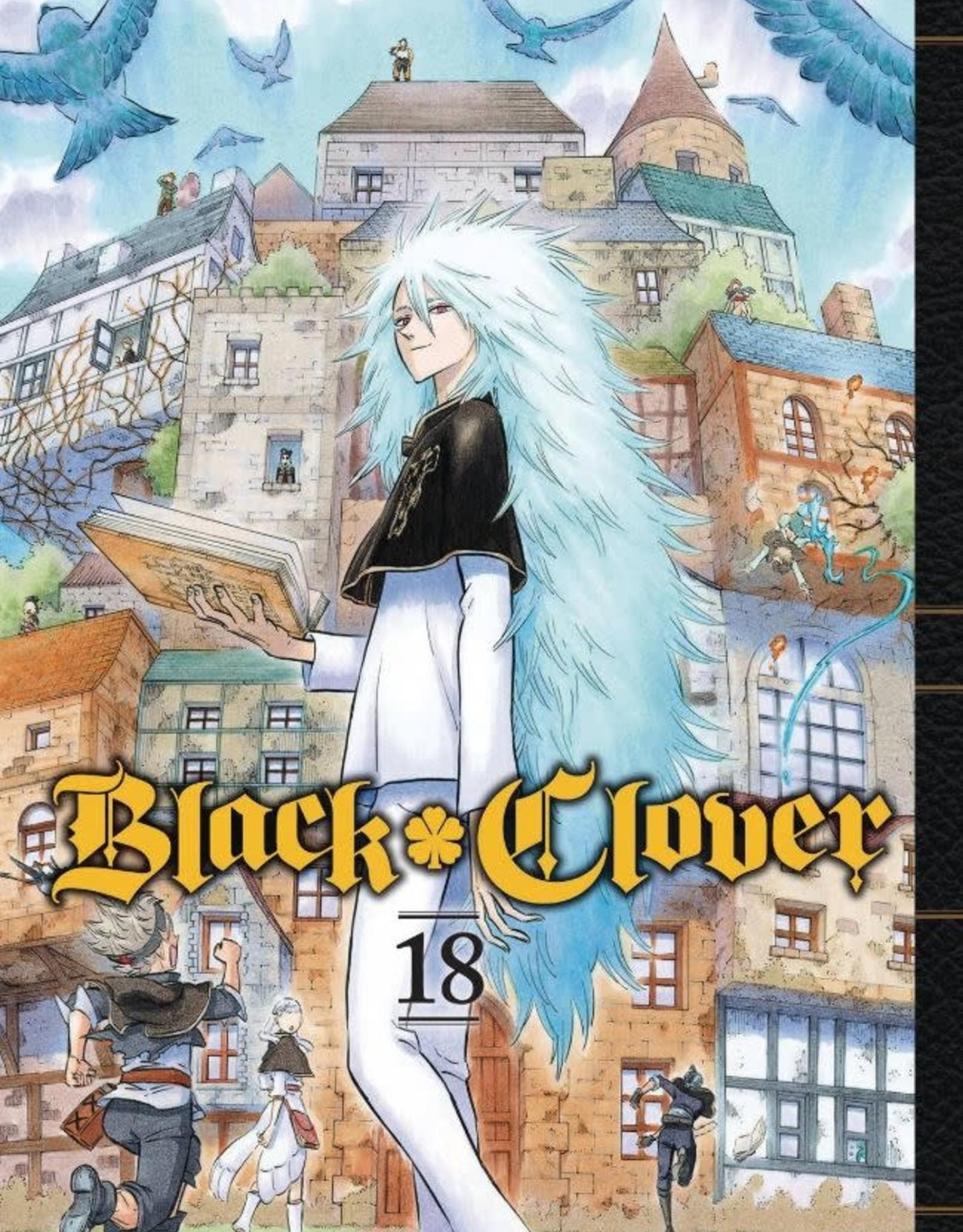 Viz Media Black Clover GN Vol 18
