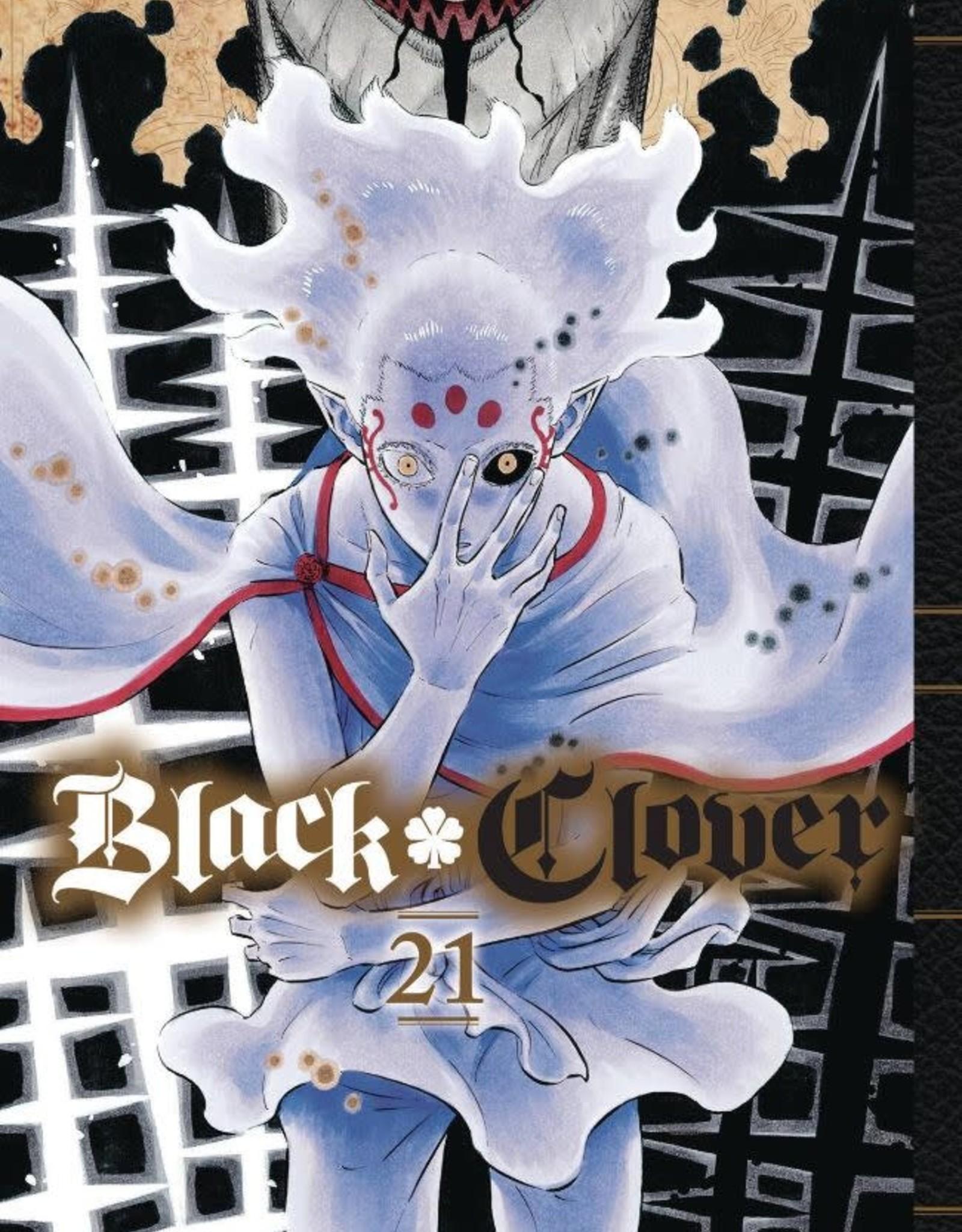 Viz Media Black Clover GN Vol 21