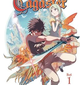 Ablaze Cagaster GN Vol 01