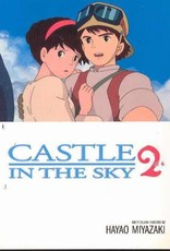 Viz Media Castle in the Sky Vol 02