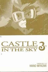 Viz Media Castle in the Sky Vol 03