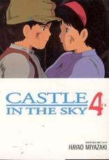 Viz Media Castle in the Sky Vol 04