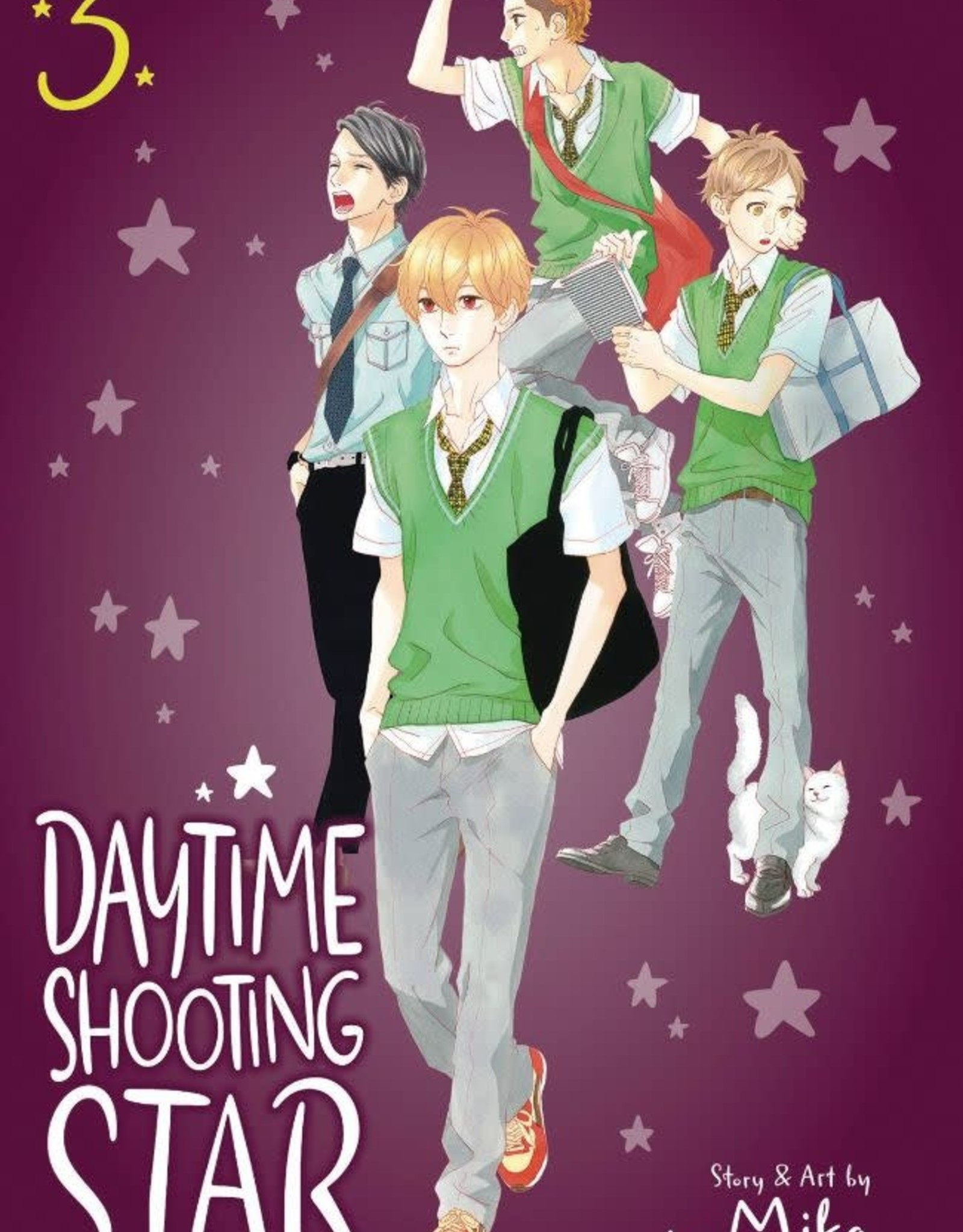 Viz Media Daytime Shooting Star Vol 03 GN