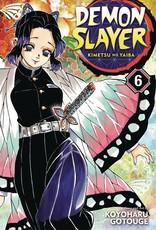 Viz Media Demon Slayer Kimetsu No Yaiba Vol 06