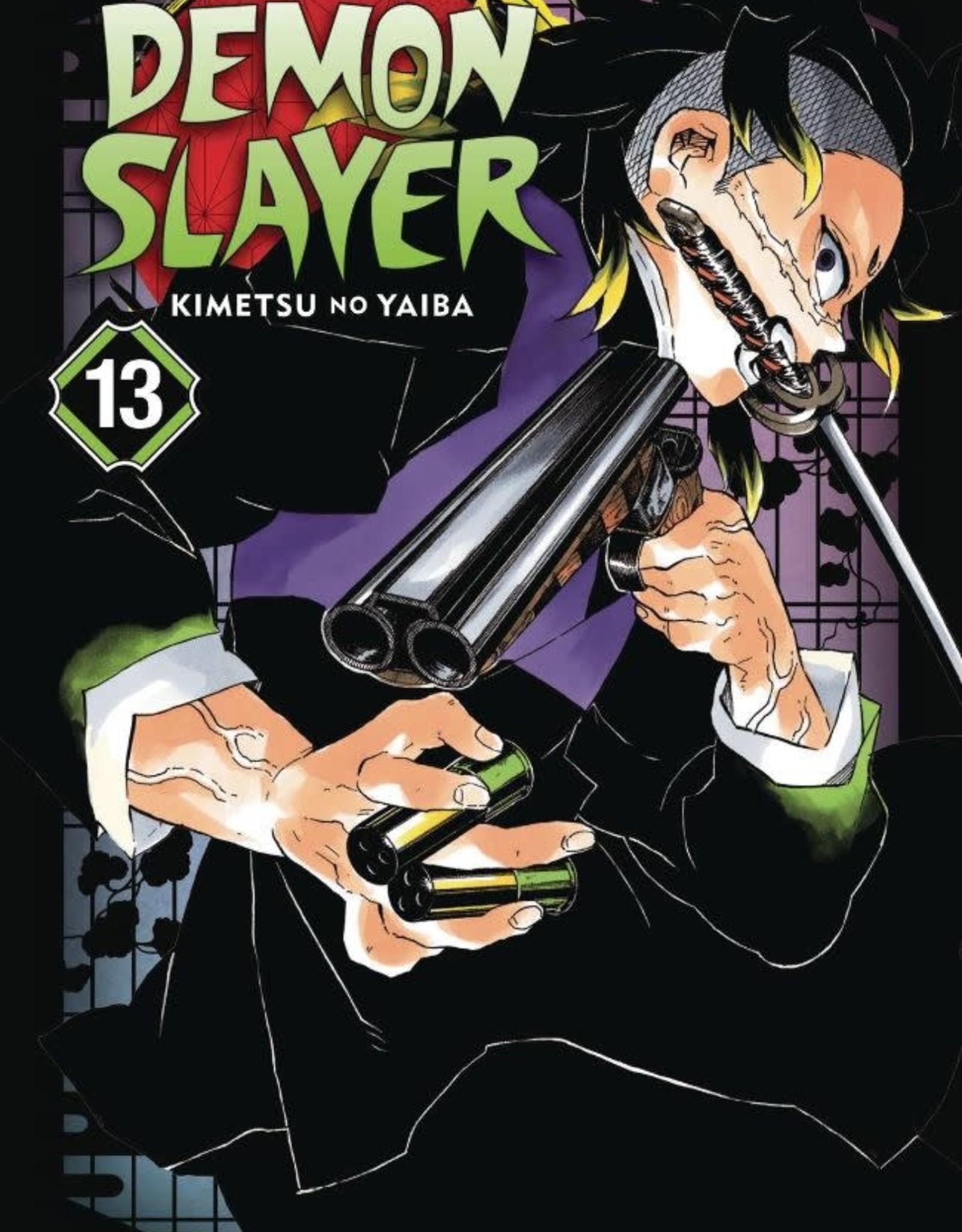 Viz Media Demon Slayer Kimetsu No Yaiba Vol 13