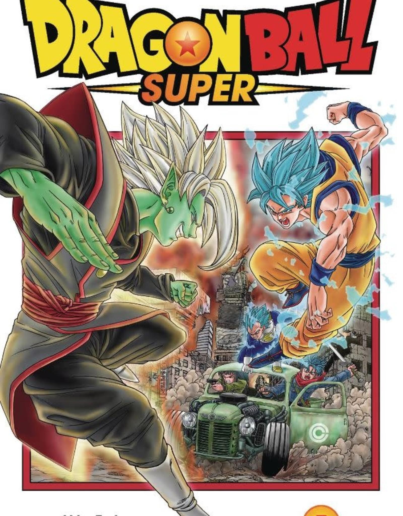 Viz Media Dragon Ball Super Vol 05