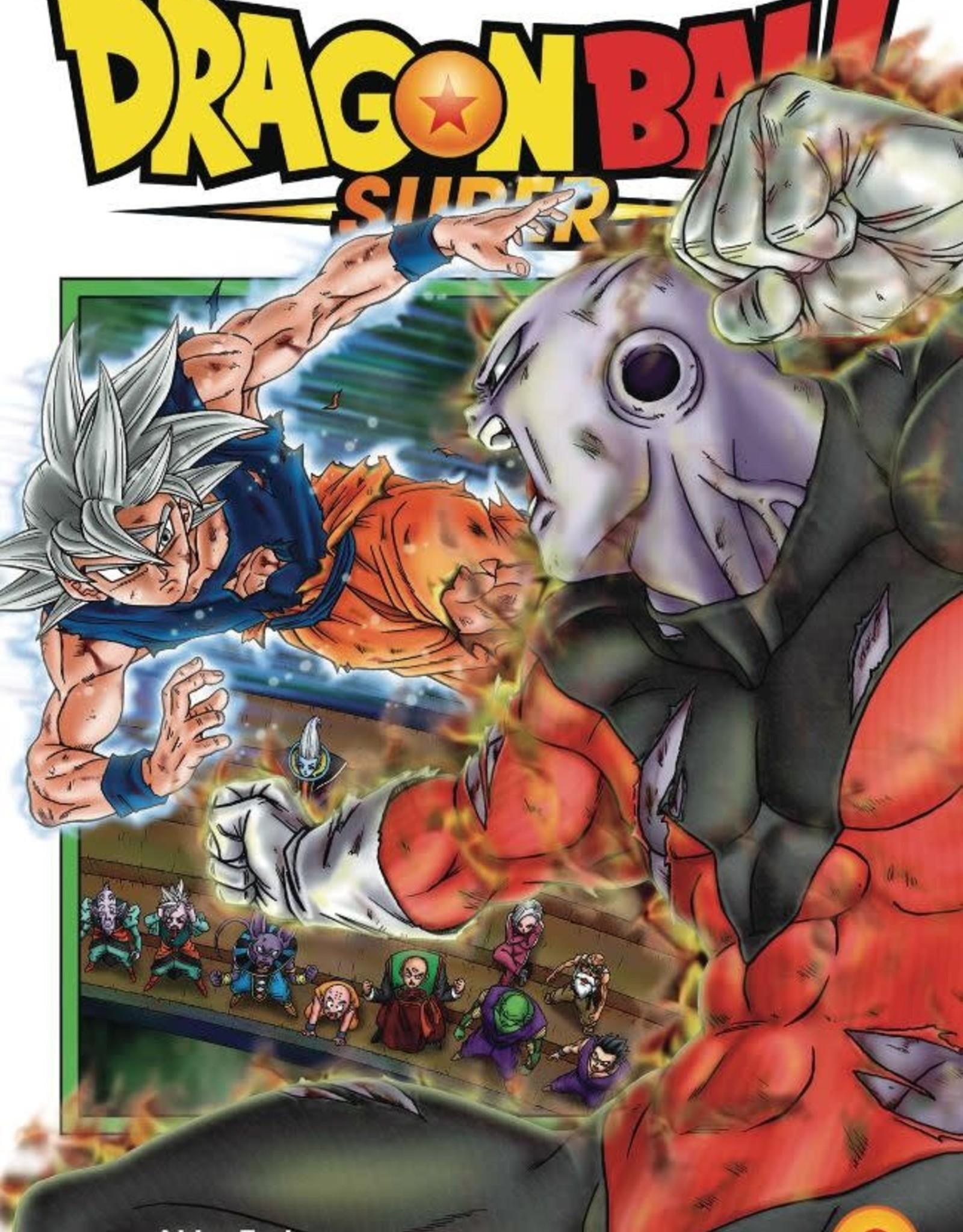 Viz Media Dragon Ball Super Vol 09