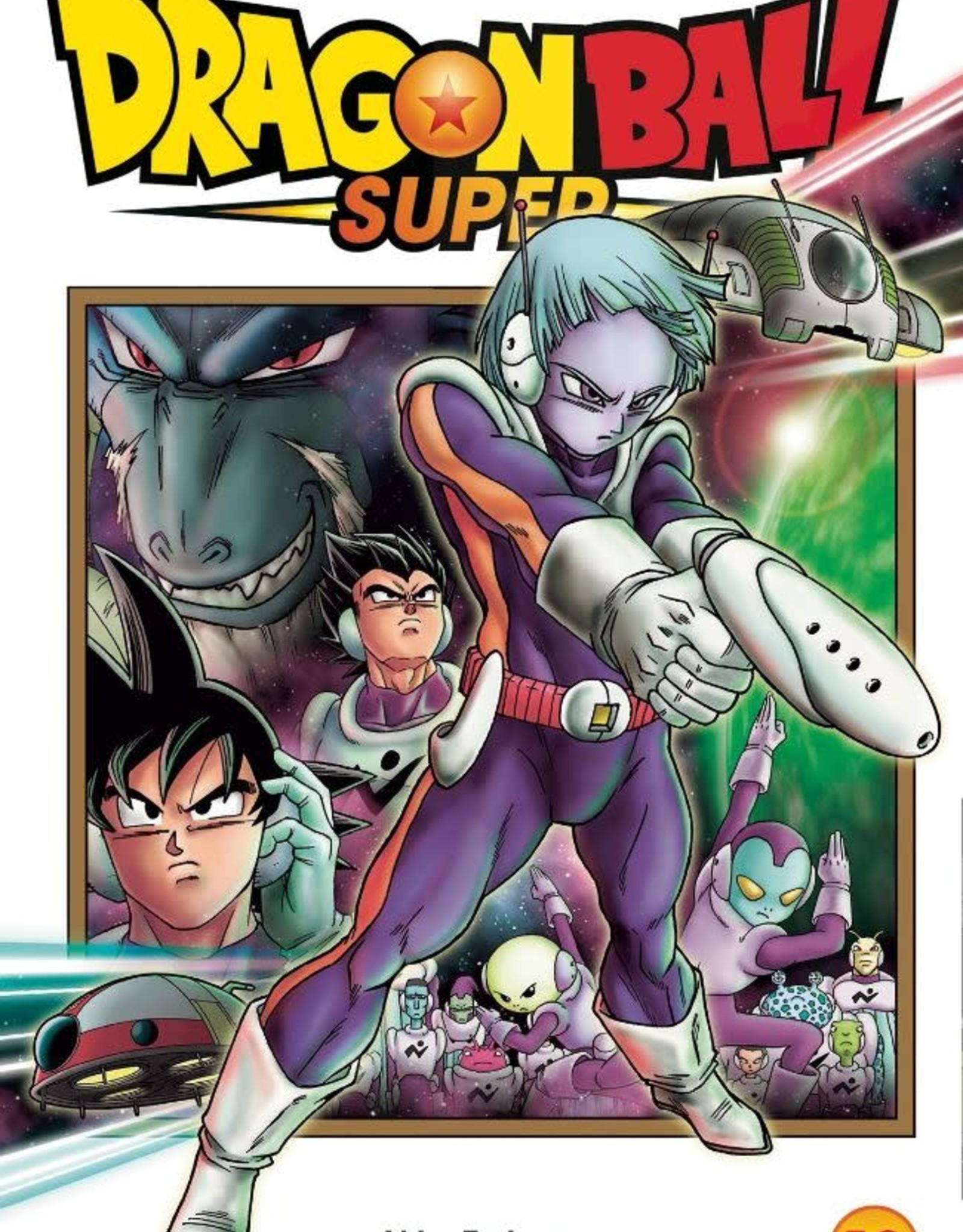 Viz Media Dragon Ball Super Vol 10