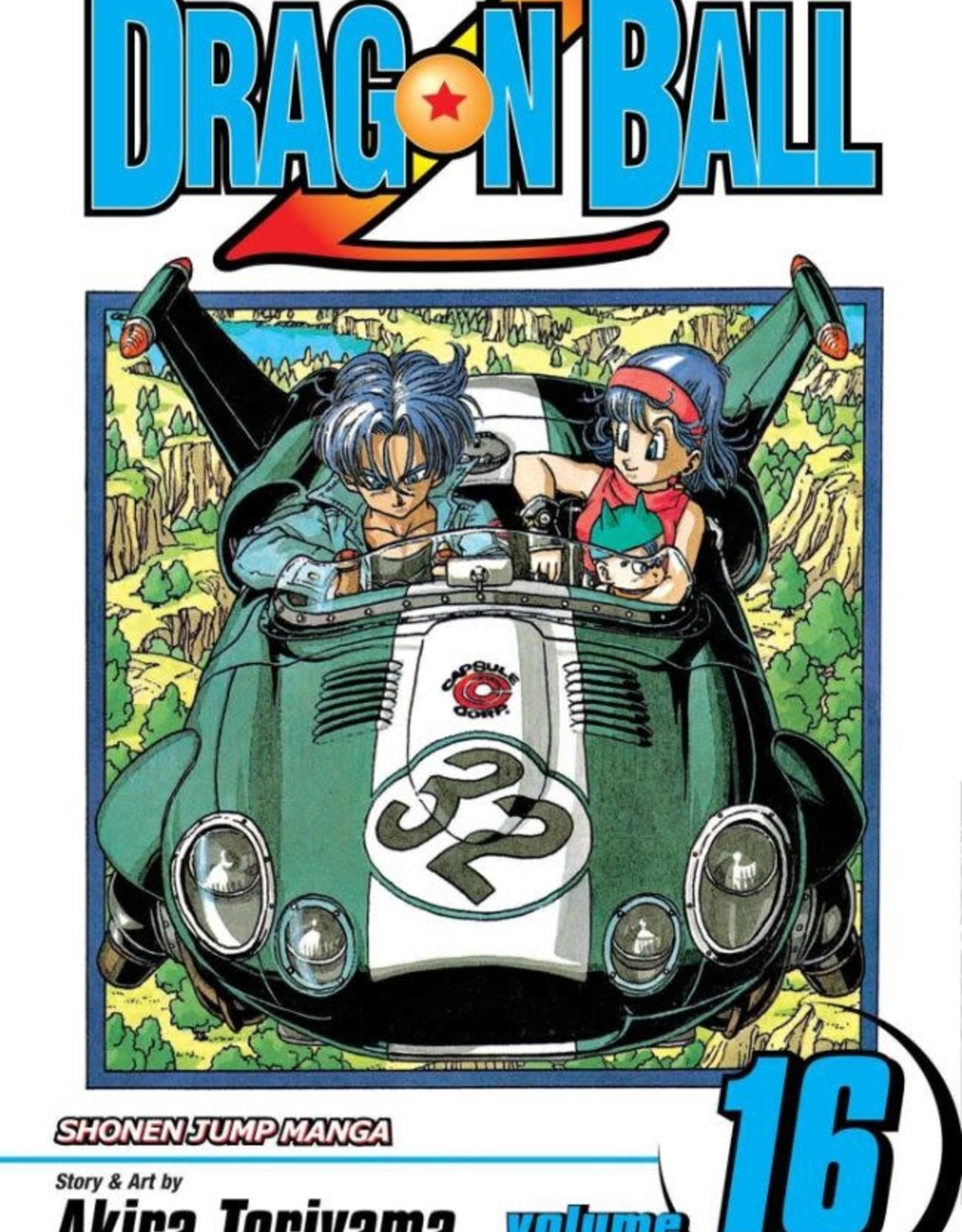 Viz Media Dragon Ball Z Vol 16