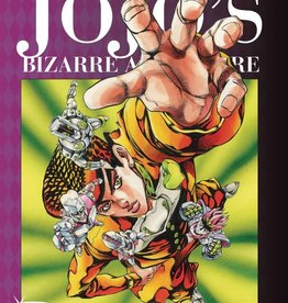 Viz Media Jojos Bizarre Adv Part 4 Diamond Is Unbreakable HC Vol 06