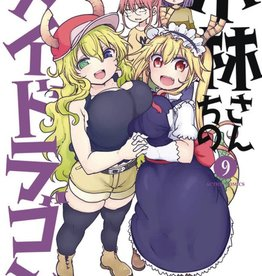 Seven Seas Entertainment Miss Kobayashis Dragon Maid GN Vol 09