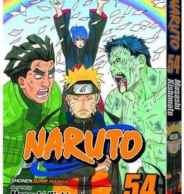 Viz Media Naruto Vol 54 GN