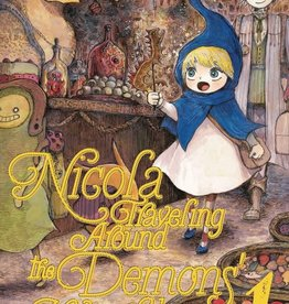 Seven Seas Entertainment Nicola Traveling Around the Demons' World Vol 01