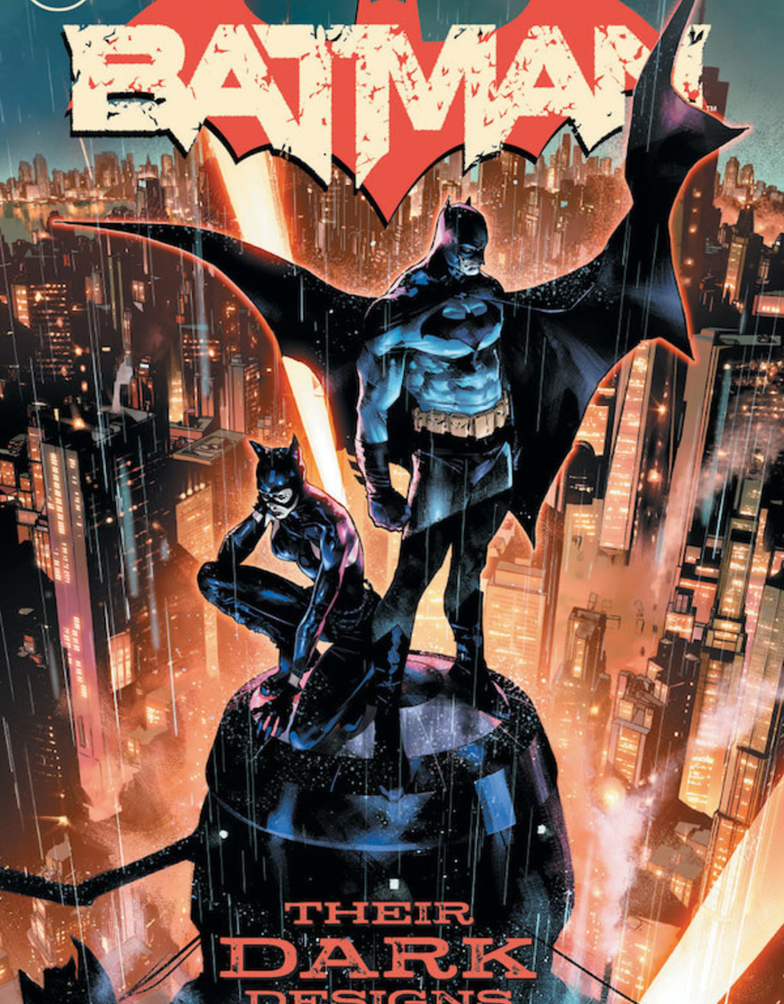 DC Comics Batman (2020) Vol 01: Their Dark Designs HC