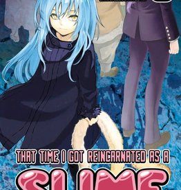 Kodansha Comics That Time I Got Reincarnated As A Slime GN Vol 13