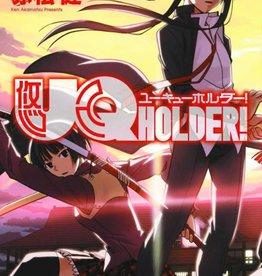 Kodansha Comics UQ Holder Vol 02