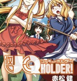Kodansha Comics UQ Holder Vol 10