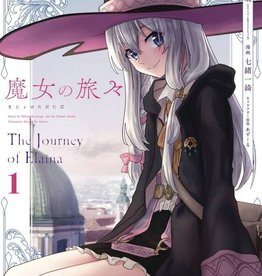 Square Enix Manga Wandering Witch GN Vol 01